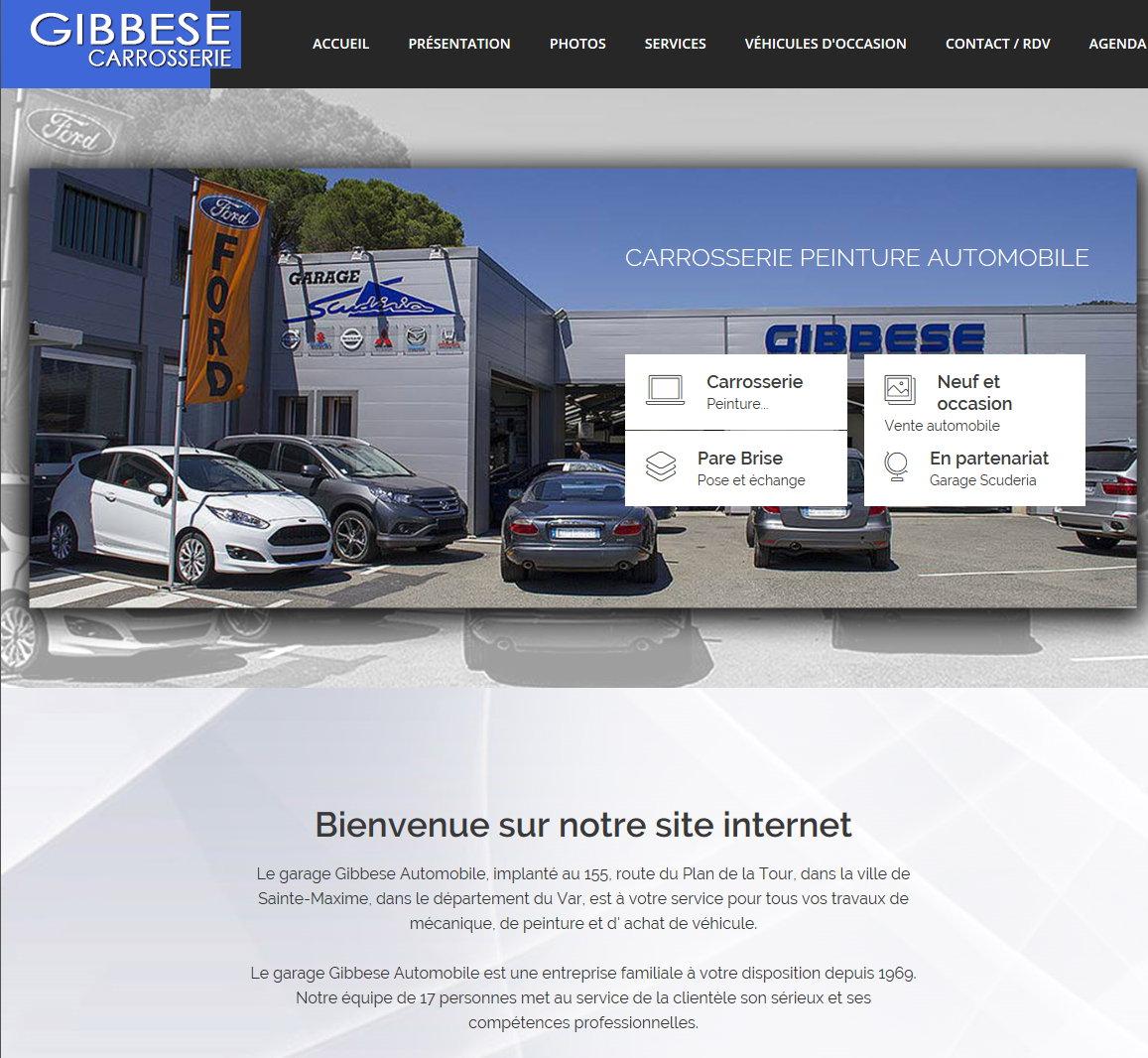 444 M Canique Auto Grimaud Garage Gibbese Automobile 444