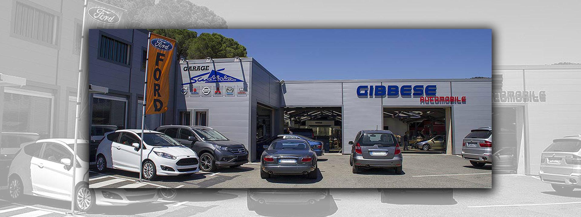 Garage carrosserie automobile gibbese sainte maxime for Garage la carrosserie toulon